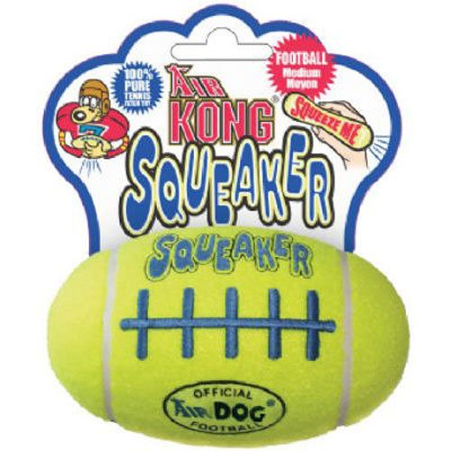 KONG Air Dog Squeaker Football Dog Toy,  - Large Nature Ball Shopping Results