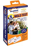 Healthful Home 5-Minute Mold Test. Aspergillus/Penicillium and Stachybotrys. Works Even If You Can't See The Mold. No More Waiting for Labs. Includes Expert Consultation. Most Sensitive Test Available.