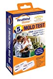Healthful Home 5-Minute Mold Test. Aspergillus/Penicillium and Stachybotrys. Works Even If You Can't See The Mold. No More Waiting for Labs. Includes Expert Consultation.