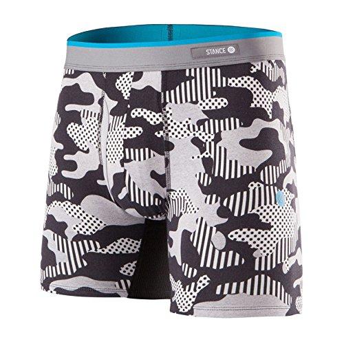 Stance M300C16SMO Mens Smokescreen Underwear