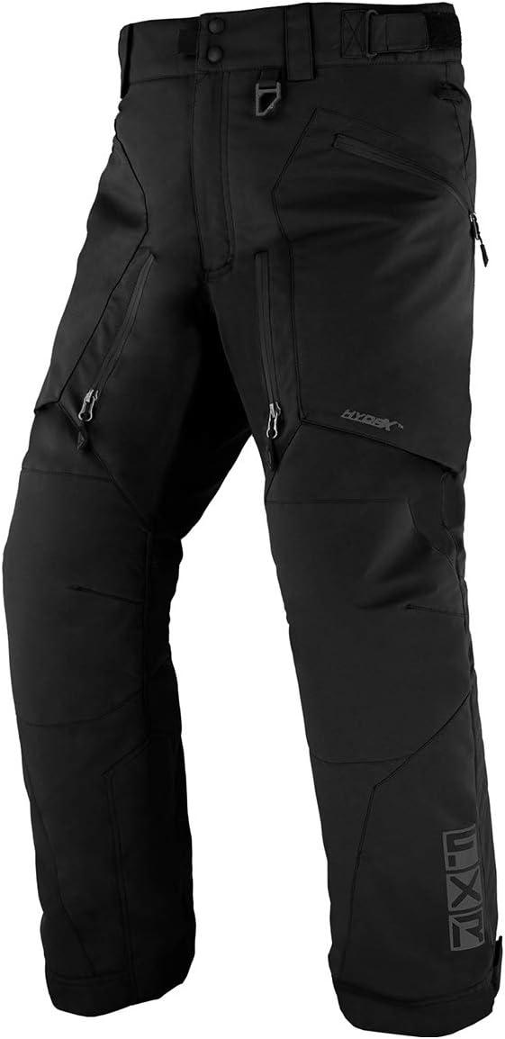FXR Mens Chute Pant 2021 Black - Large