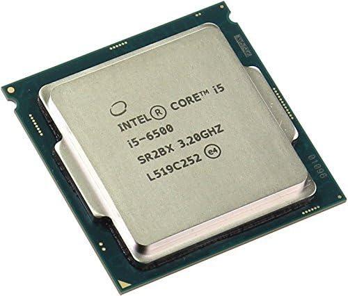 Socket LGA 1151 6MB Cache Intel Core i5 6500 3.20 GHz Quad Core Skylake Desktop Processor
