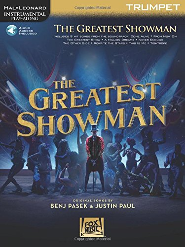 The Greatest Showman: Instrumental Play-Along Series for Trumpet (Hal-Leonard Instrumental Play-Along)