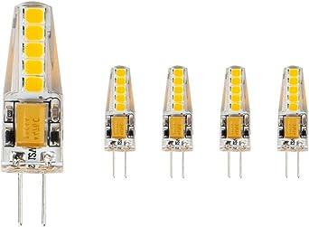 20 X G4 Ampoule des Lampes Halogènes 10W 12V Mat Halogène Marque Fabriqué en
