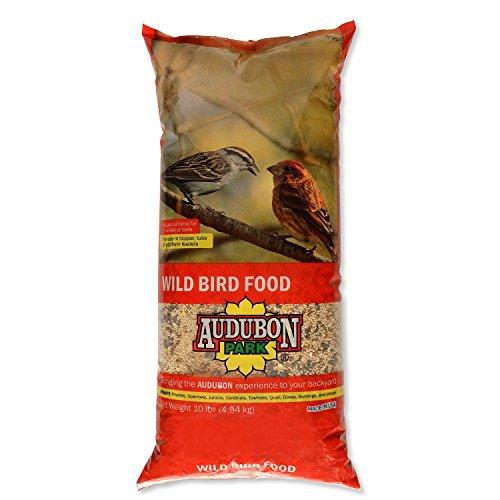 Audubon Park 12250 Wild Bird Food, 10-Pounds
