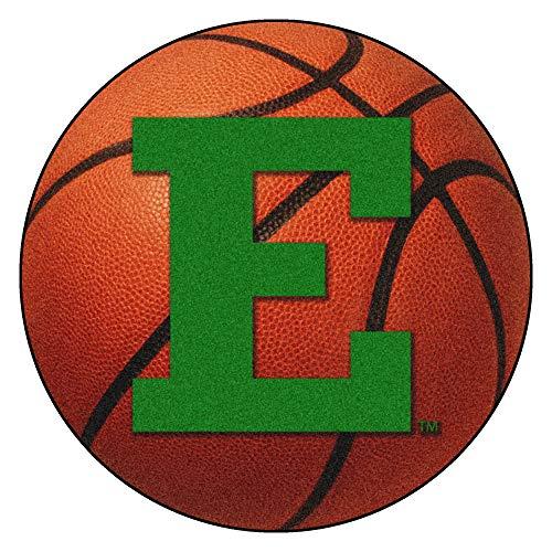 (NCAA Eastern Michigan University Basketball Mat, Small,)
