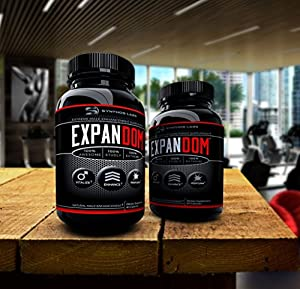 Expandom - the #1 Best Selling Natural Performance Enhancement Pill for Male Enhancement and Testosterone Booster
