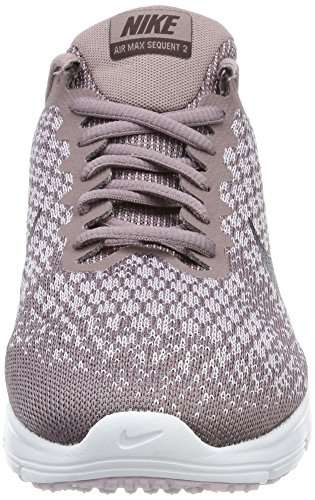 Running Compétition Lilac iced 2 Taupe Sequent Wine Max port Gris Chaussures Fog plum EU de Grey femme Air Nike 40 Tqwa00