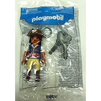 Amazon.com: Mujer de Playmobil Llavero de Pirata (Orion ...
