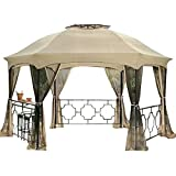 Garden Winds Replacement Canopy & Netting Set for the Dawson Hexagon Gazebo Rip Lock 350 Review