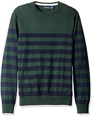 Men's Breton Stripe Sweater