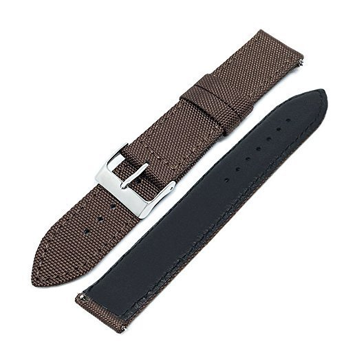 Fitian Leather Linings Stainless Zenwatch