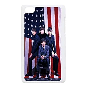 AinsleyRomo Phone Case The Peatles Music Band series pattern case FOR IPod Touch 4 *PEATLES4208