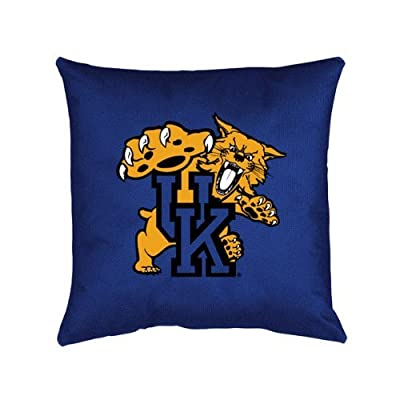 JeremyArtStore 18 x 18 Inches Decorative Cotton Linen Square Throw Pillow Case Cushion Cover Kentucky Wildcats Design