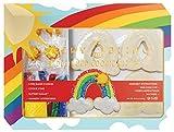 Rainbow Designer Cookie Kit