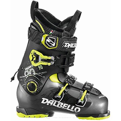 Dalbello Aspect 90 Ski Boots - 26.5/Black Transparent-Black