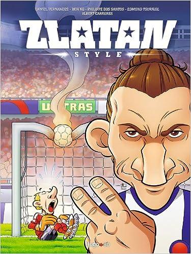 Lire un Zlatan style T02 Zlatan contre le monde pdf