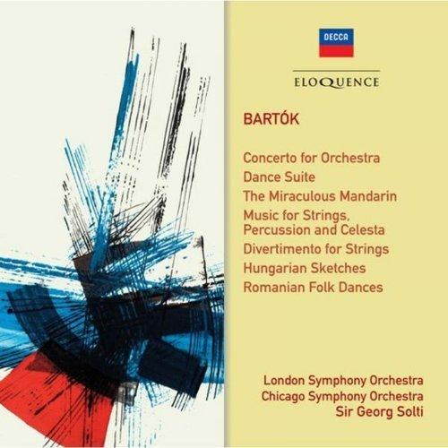 - Bartok: Orchestral Works