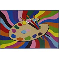 Fun Rug FT-99 12 29 Fun Time Painting Time