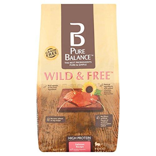 Pure Balance Salmon Dry Cat Food, 3 lb