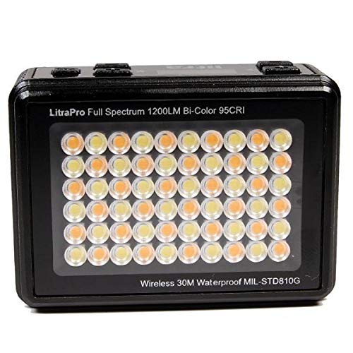 LitraPro Premium On-Camera Photo and Video Bi Color Waterproof LED Light by Litra (Image #8)
