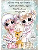 Sherri Baldy My Besties Warm Christmas Nights Coloring Book