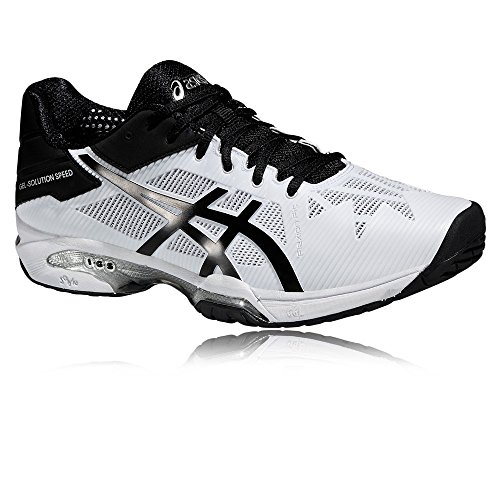 Asics Gel-Solution Speed 3, Scarpe da Tennis Uomo nero