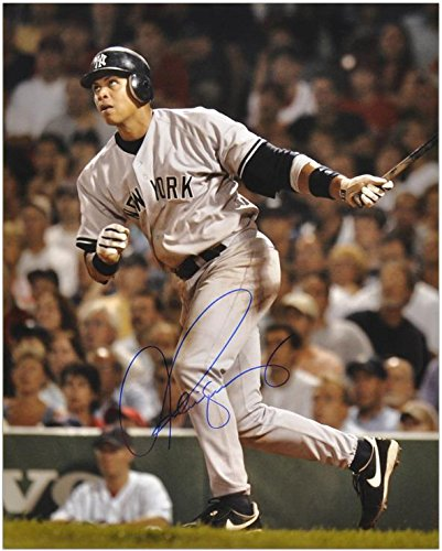 Alex Rodriguez New York Yankees Autographed 16