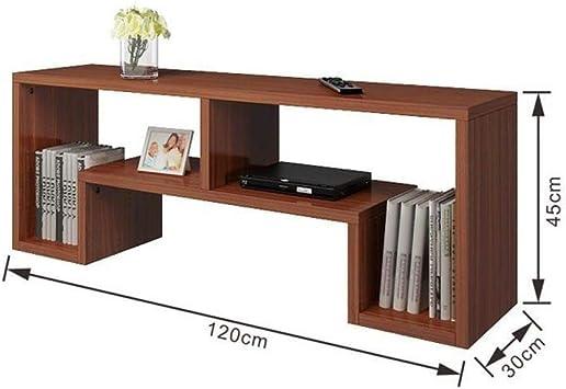 Mueble para TV LGFSG Shabby Chic Muebles de Madera Muebles de Sala Mesa Mueble TV, Modelo I: Amazon.es: Electrónica