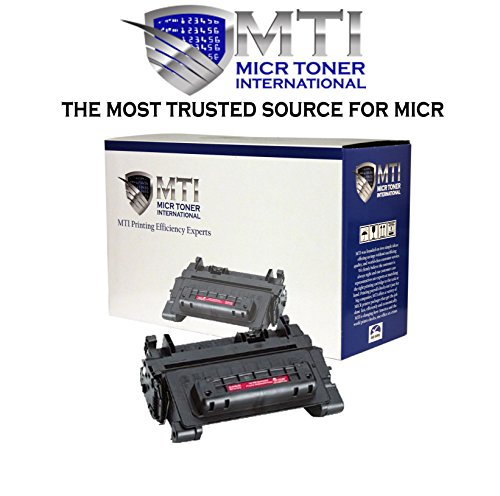 MICR Toner International Compatible MICR Toner Cartridge Replacement for TROY 02-81350-001 HP CE390A 90A LaserJet M601 M602 M603 ()