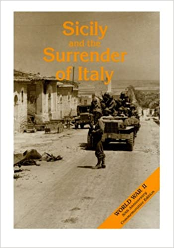 Sicilily and the Surrender of Italy