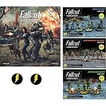 The Board Game California Expansion FFG Fallout
