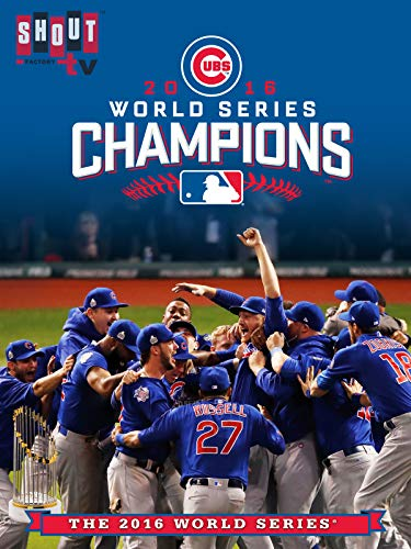 (2016 World Series Champions: Chicago Cubs )