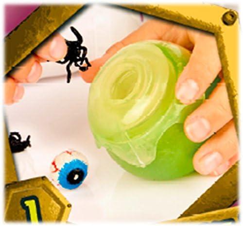 Bizak 35001918 /Laboratoire Zombie Ball Monde Monstres/
