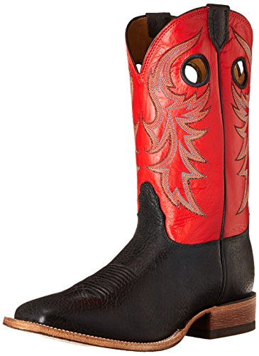 Nocona Boots Men's Mens Legacy Equestrian Boot - Black/De...