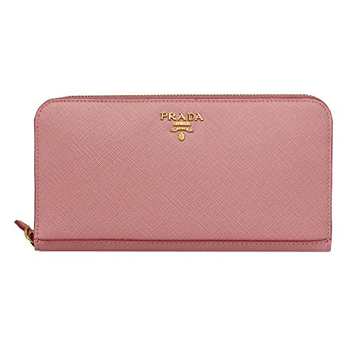 Prada Leather Long Wallet - 3