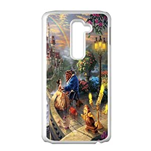 Beauty and the Beast Cell Phone Case for LG G2
