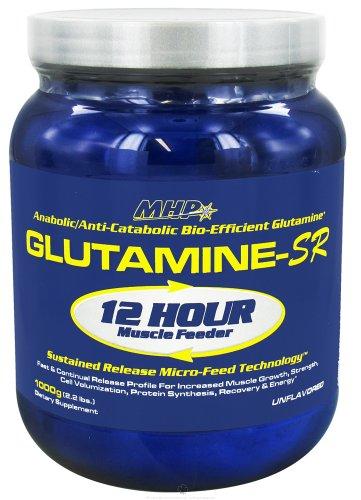 MHP - Glutamine-SR 12 Hour Muscle Feeder - 2.2 lbs.