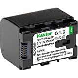 Kastar BN-VG121 Rechargeable Battery Pack Replacement for JVC GZ-E GZ-EX GZ-GX GZ-HD GZ-HM GZ-MS GZ-MG GZ-G Series Camcorder and BN-VG138 BN-VG121 BN-VG121U BN-VG121US BN-VG114 BN-VG107 Battery