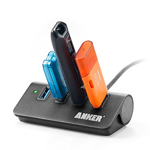 ★FREE SHIPPING★Anker USB 3.0 4-Port Portable Aluminum Hub ...