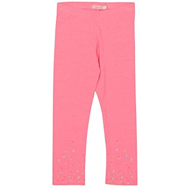 ecb4c6d0cd5665 Billieblush Baby Girls Confetti Leggings in Pink: Amazon.co.uk: Clothing