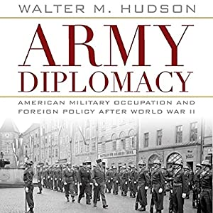Army Diplomacy Audiobook