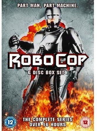 Robocop - The Complete TV Series (6 Disc Set) [DVD]
