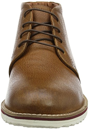 Red Honey Denford Peau 0 Chukka Boots Homme Marron Tape Milled r6pZwqr