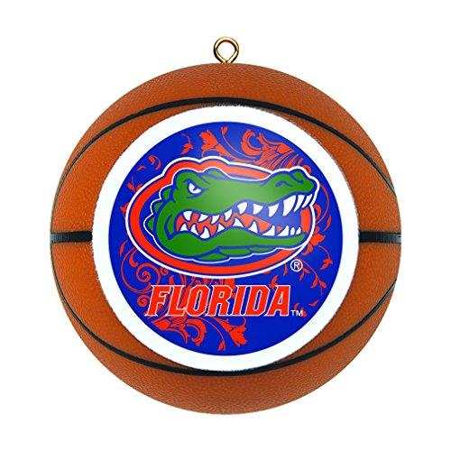 - Boelter Brands NCAA Florida Gators Replica Basketball Ornament