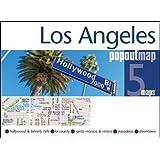 Los Angeles Popout Map (PopOut Maps)