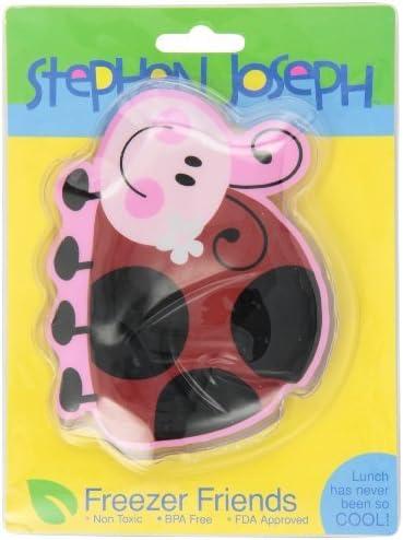 Stephen Joseph Freezer Friends Ladybug Cold Pack by Stephen Joseph: Amazon.es: Hogar