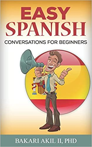 Easy Spanish: Conversations for Beginners (Increase your Fluency) - Improve your Speaking! Cover Art