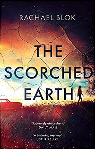 The Scorched Earth Book Cover