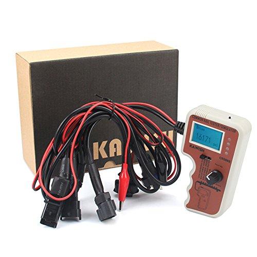 wonofa CR508 Diesel Common Rail Pressure Tester and Simulator for Bosch/Delphi/Denso Sensor Test Tool Diagnostic -